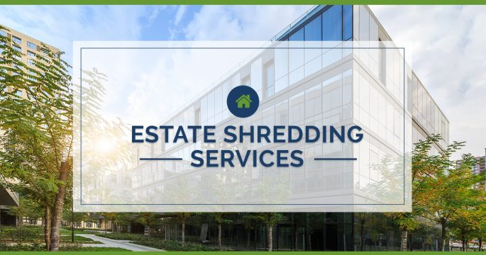 Estate Shredding Services hartford ct