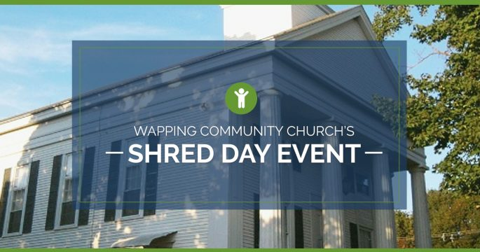 Join Us for Shred Day: Fight Back Against Fraud